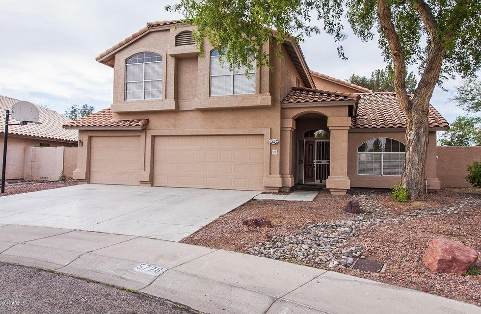 5728 W CINNABAR Avenue, Glendale, AZ 85302