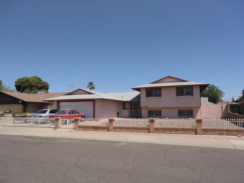 4732 W Solano Drive S, Glendale, AZ 85301