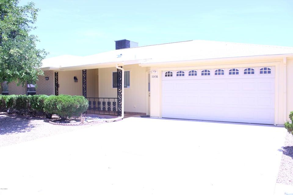 10438 W WHITE MOUNTAIN Road, Sun City, AZ 85351