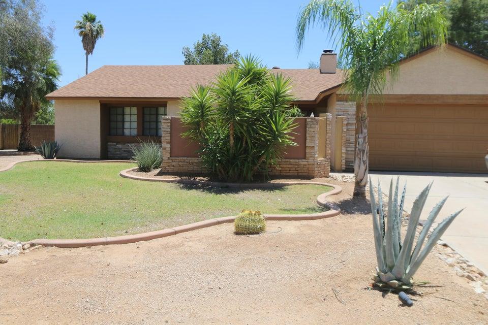 6433 E Grandview Drive, Scottsdale, AZ 85254