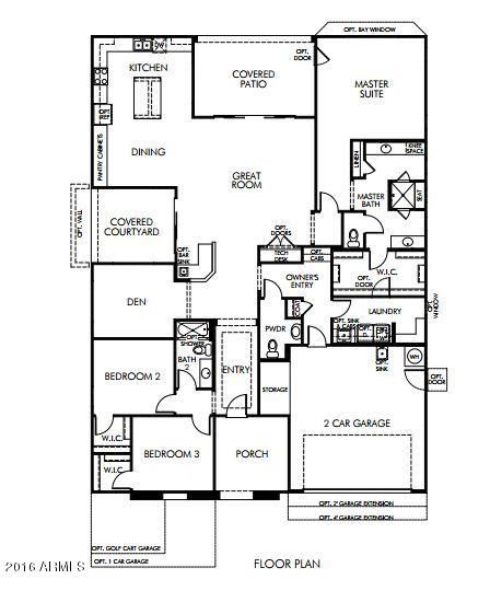 MLS 5614060 394 N MARCOS Court, Casa Grande, AZ 85194 Casa Grande AZ Mission Royale