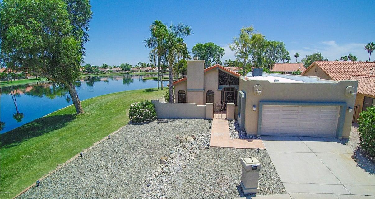 25227 S FOXGLENN Drive, Sun Lakes, AZ 85248