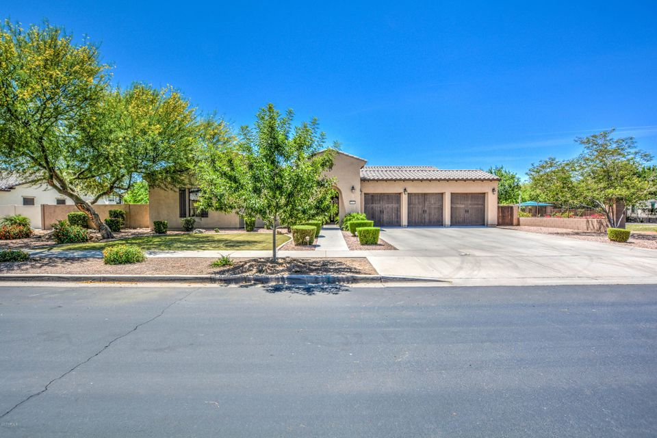 20153 E VIA DEL RANCHO --, Queen Creek, AZ 85142