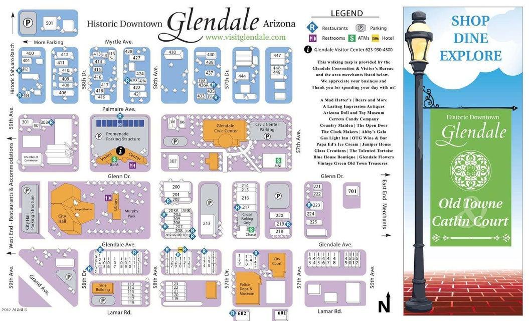 6722 N 51st Drive Glendale, AZ 85301 - MLS #: 5614130