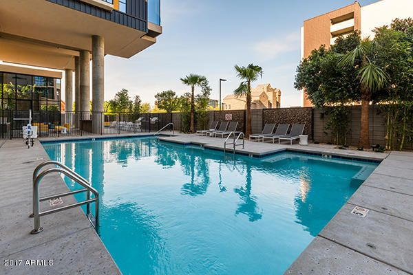 MLS 5439251 200 W Portland Street Unit 1413, Phoenix, AZ 85003 Phoenix AZ Near Light Rail