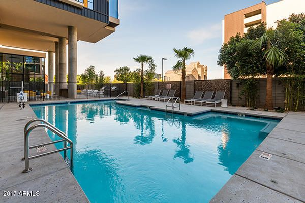 200 W Portland Street Unit 917 Phoenix, AZ 85003 - MLS #: 5439262
