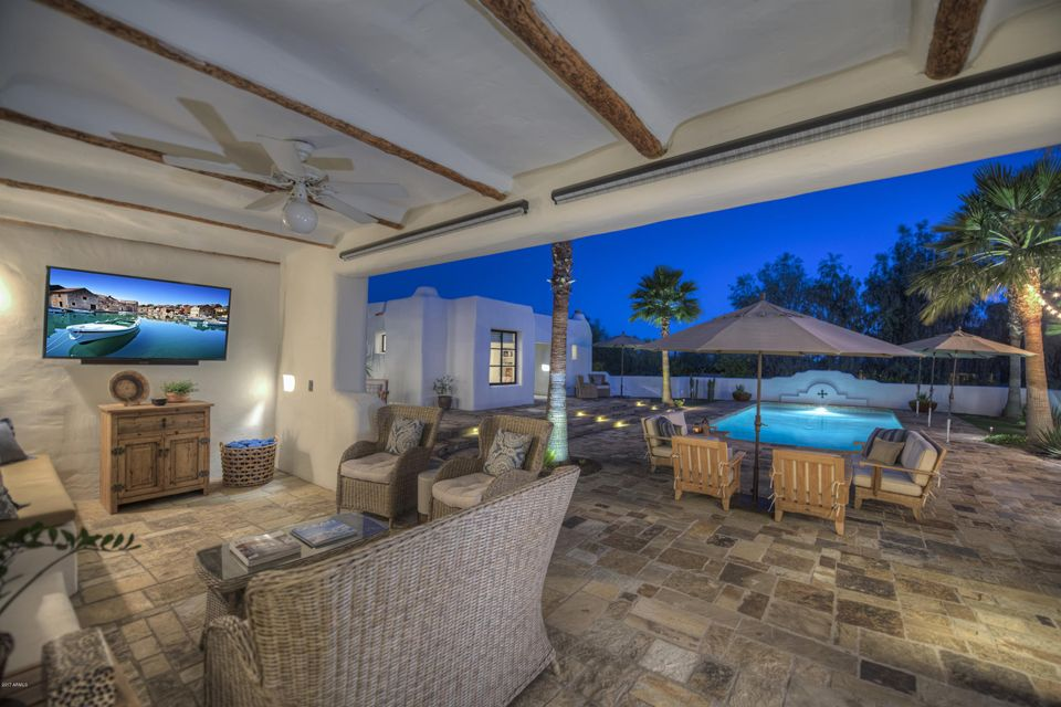Photo of home for sale at 8441 WHISPERING WIND Drive E, Scottsdale AZ