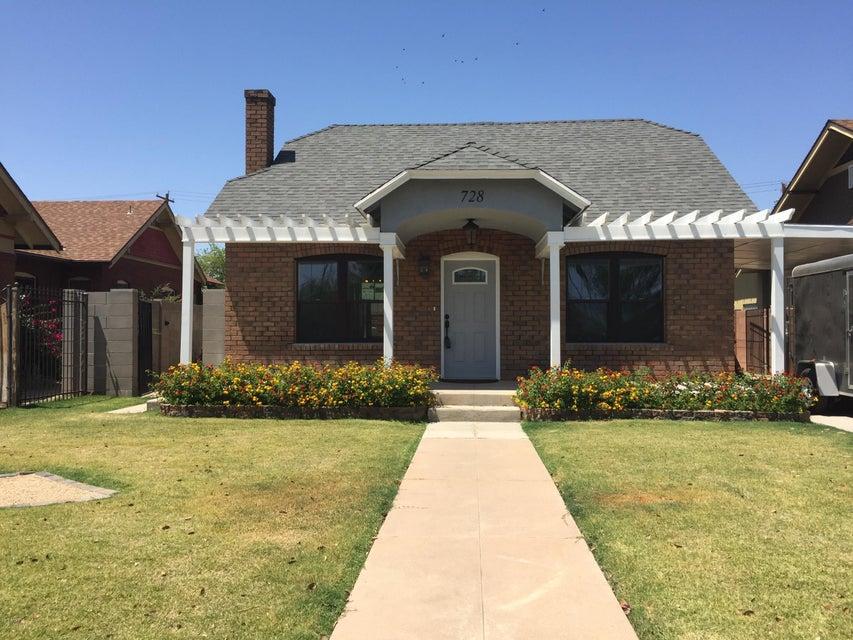 728 E CORONADO Road, Phoenix, AZ 85006