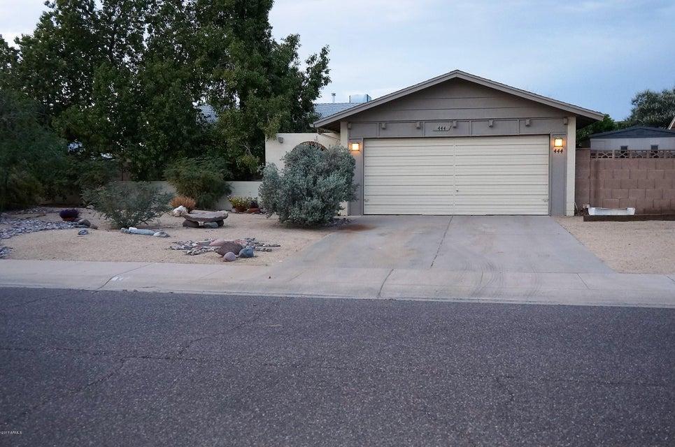 444 E CARSON Drive, Tempe, AZ 85282