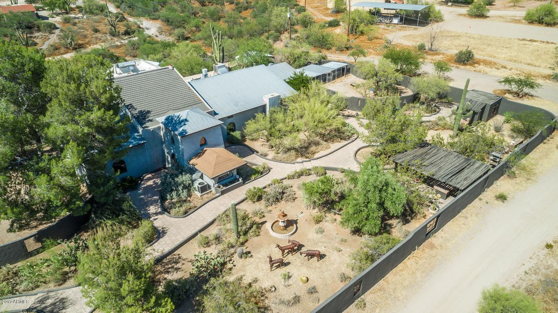 5960 E FLEMING SPRINGS Road Cave Creek, AZ 85331 - MLS #: 5345436