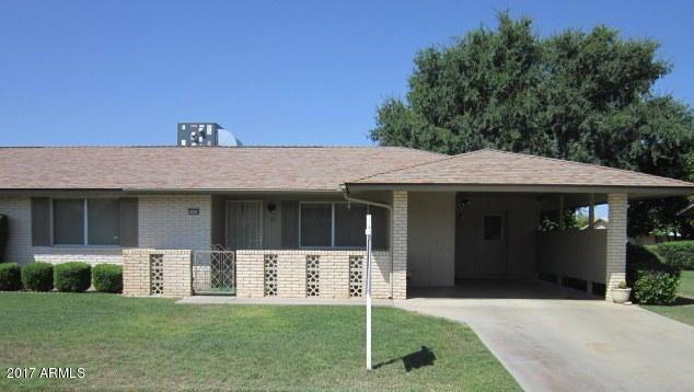 10619 W ROUNDELAY Circle, Sun City, AZ 85351