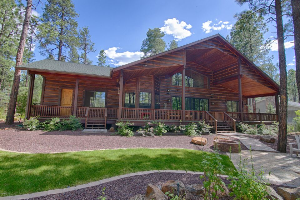 pinetop real estate homes for sale