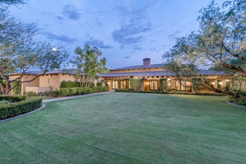 6658 E INDIAN BEND Road, Paradise Valley, AZ 85253