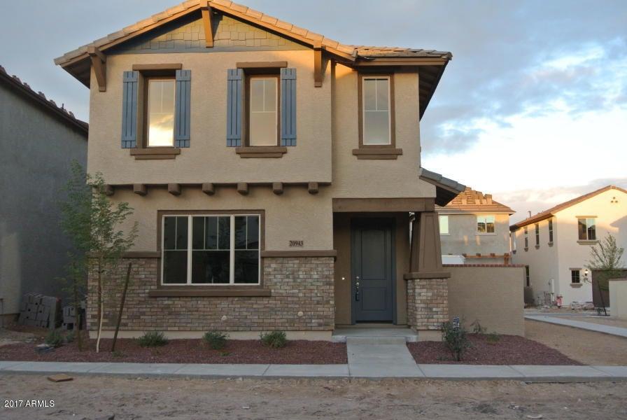 20943 W HAMILTON Street Buckeye, AZ 85396 - MLS #: 5615685