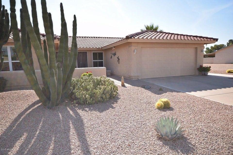 25806 S BOXWOOD Drive, Sun Lakes, AZ 85248
