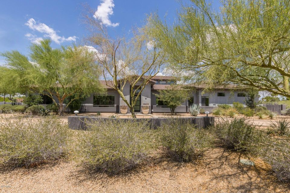 8402 E JOSHUA TREE Lane, Scottsdale, AZ 85250
