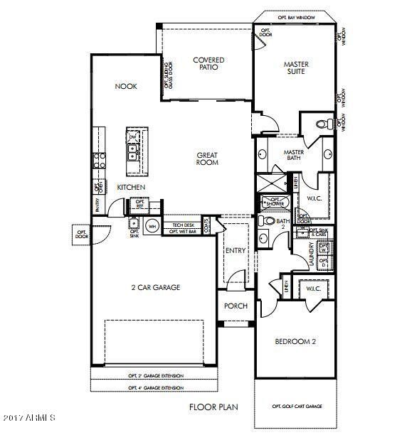 MLS 5616082 206 N AGUA FRIA Lane, Casa Grande, AZ 85194 Casa Grande AZ Golf