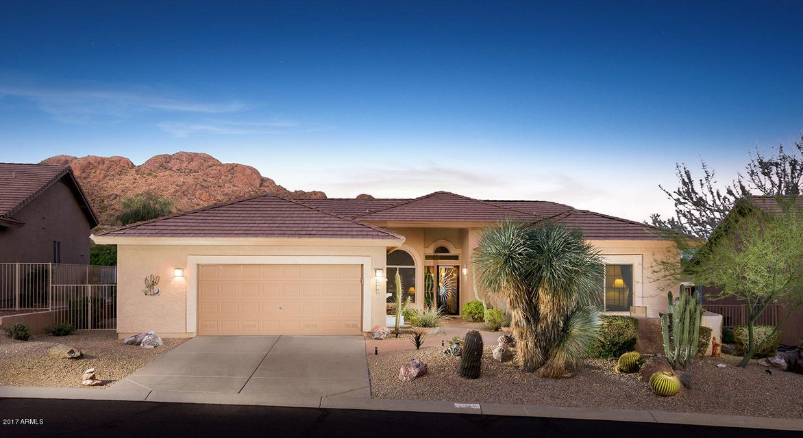 5015 S CRESTED SAGUARO Lane, Gold Canyon, AZ 85118