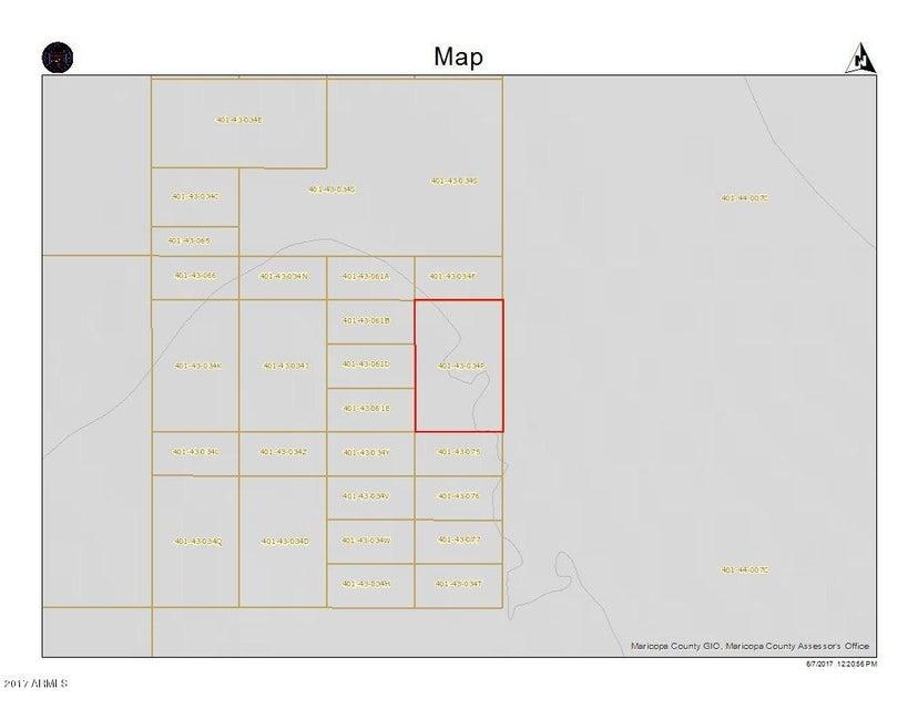 364th Ave W S of Elliot Road, Tonopah, AZ 85354