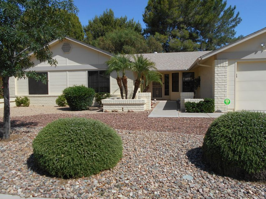 19523 N 142ND Drive, Sun City West, AZ 85375