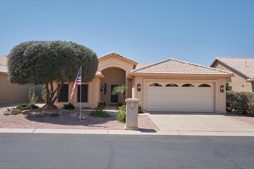 9113 E EMERALD Drive, Sun Lakes, AZ 85248