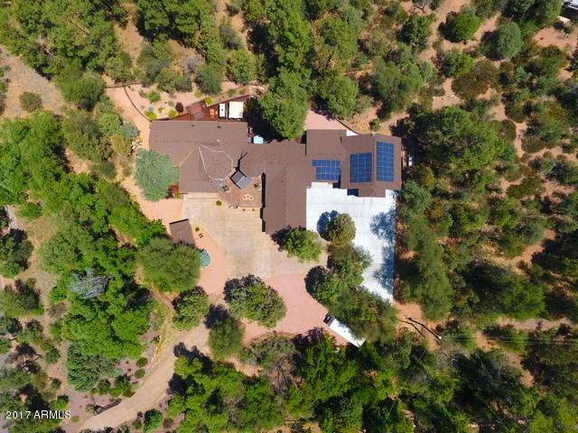 MLS 5623934 499 N CHAPARRAL PINES Drive, Payson, AZ Payson Horse Property for Sale