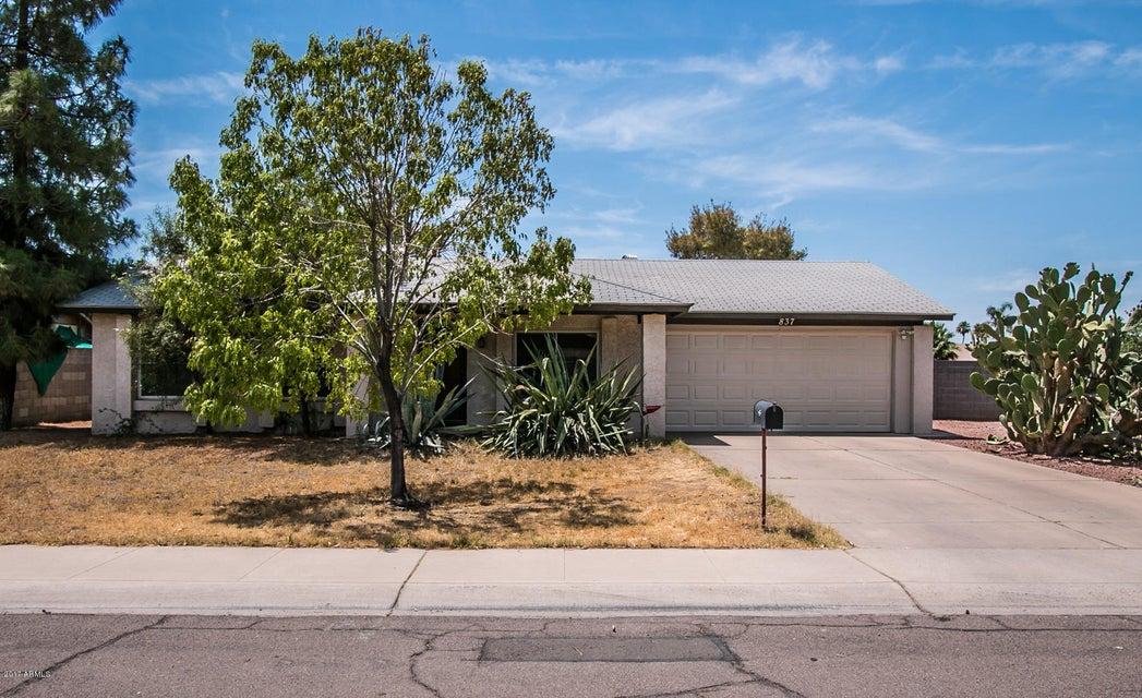 837 W SANTA CRUZ Drive, Tempe, AZ 85282