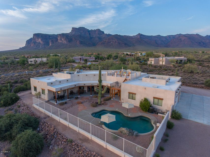 6673 E QUAIL HIDEAWAY Lane, Apache Junction, AZ 85119