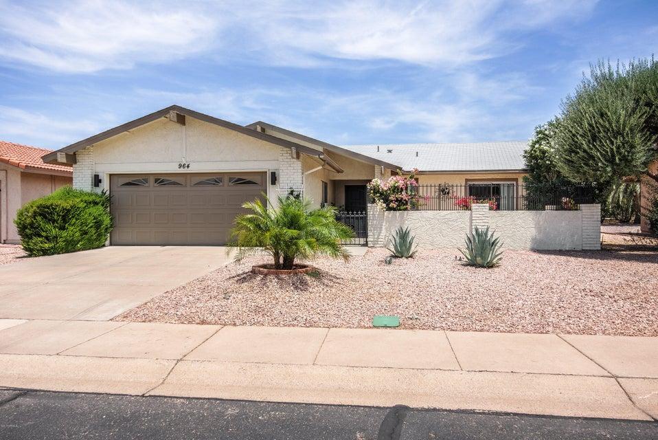 964 LEISURE WORLD --, Mesa, AZ 85206