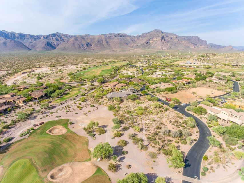 3288 S LOST GOLD Drive Lot 1, Gold Canyon, AZ 85118