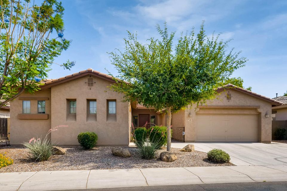 491 W Wildhorse Drive, Chandler, AZ 85286