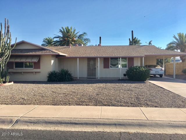 11202 N MADISON Drive, Sun City, AZ 85351