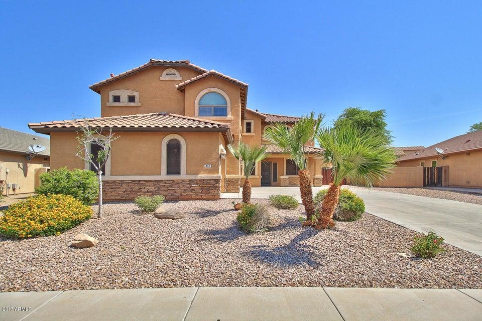 850 W GASCON Road, San Tan Valley, AZ 85143