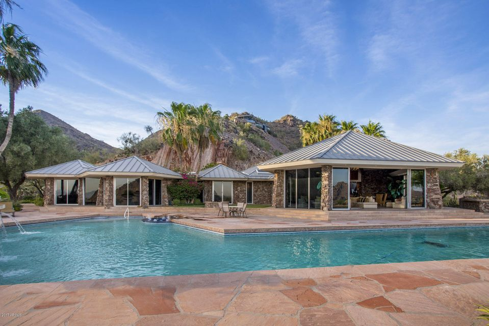 Single Family Home for Sale at 7540 N Silvercrest Way Paradise Valley, Arizona,85253 United States