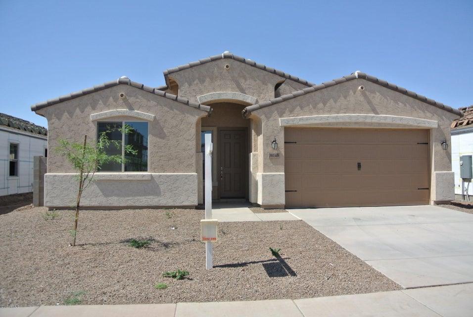 38140 W SAN CAPISTRANO Avenue, Maricopa, AZ 85138