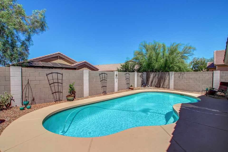 17484 W COYOTE TRAIL Drive Goodyear, AZ 85338 - MLS #: 5619354