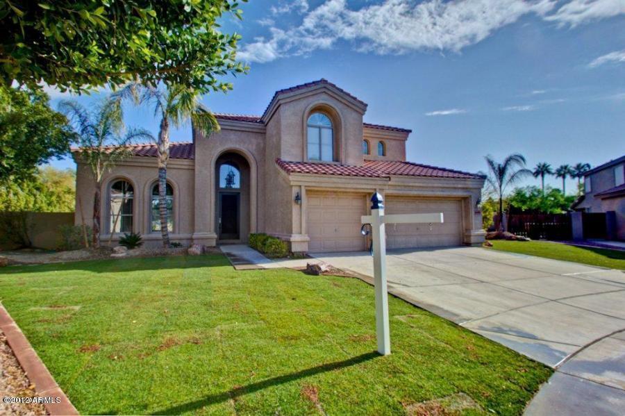 6752 W SKYLARK Drive, Glendale, AZ 85308