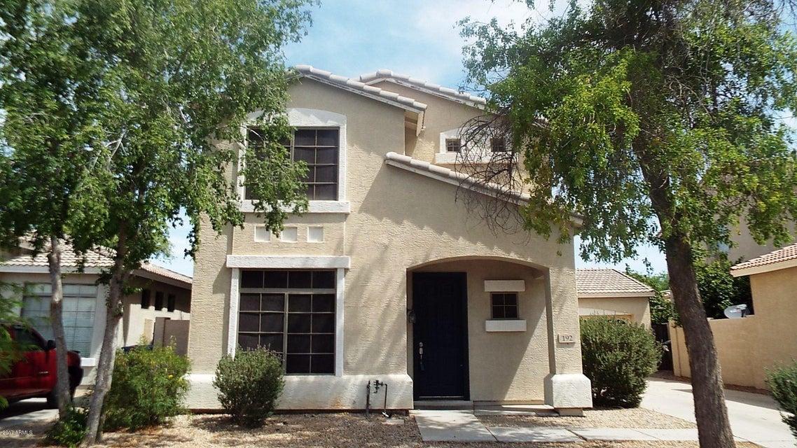 192 W MAHOGANY Place, Chandler, AZ 85248