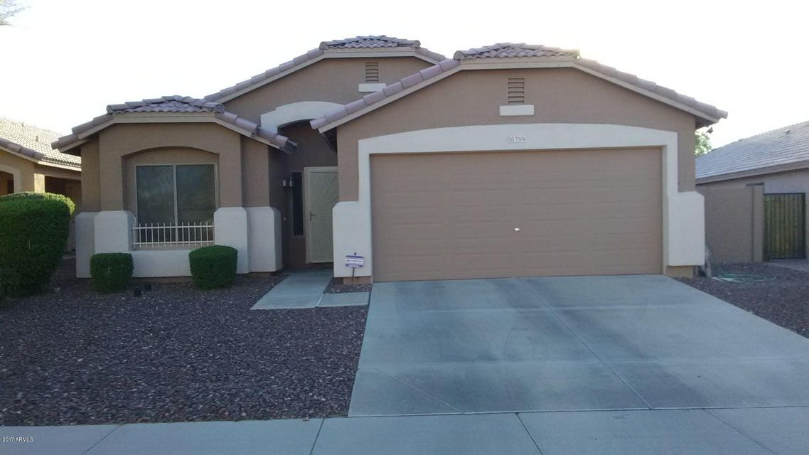 7506 S 44TH Drive, Laveen, AZ 85339