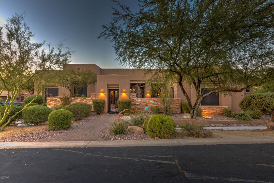 7260 E EAGLE CREST Drive Unit 16 Mesa, AZ 85207 - MLS #: 5620086