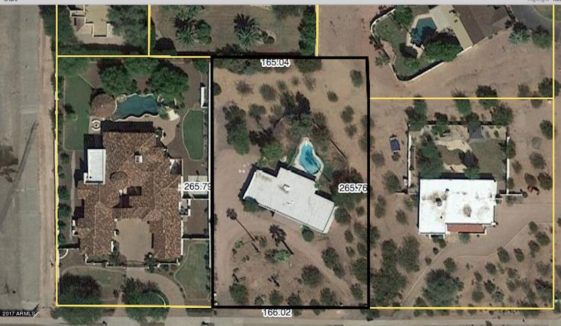 6610 E DOUBLETREE RANCH Road Lot 1, Paradise Valley, AZ 85253