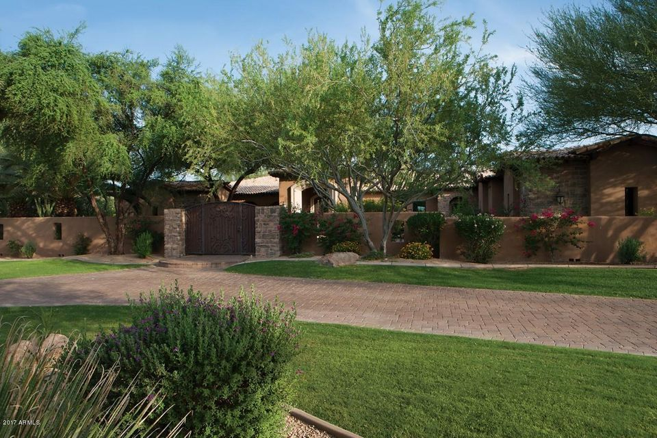 6917 E BRONCO Drive Paradise Valley, AZ 85253 - MLS #: 5620016