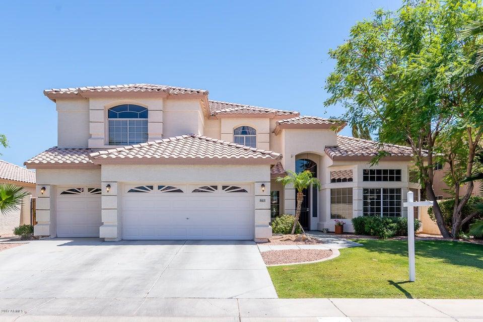 865 W LAREDO Avenue, Gilbert, AZ 85233