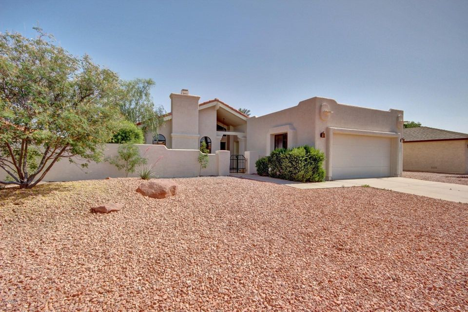 25645 S BRENTWOOD Drive, Sun Lakes, AZ 85248