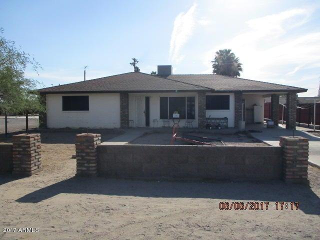 314 N WALL Street, Gila Bend, AZ 85337