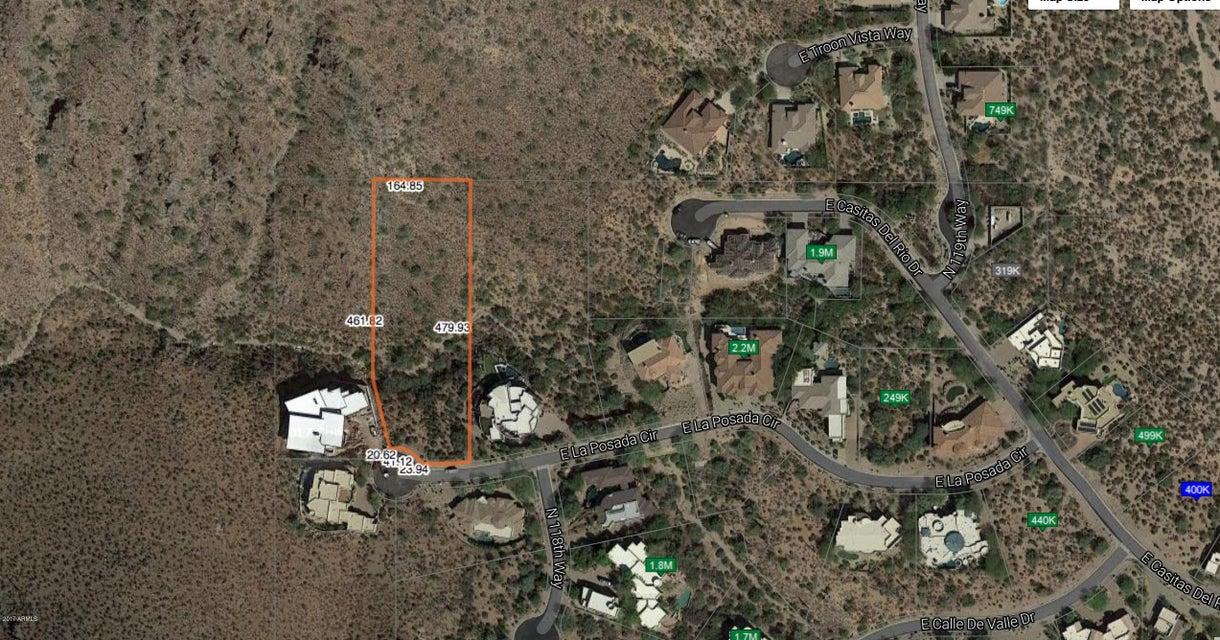 11830 E LA POSADA Circle Lot 41, Scottsdale, AZ 85255
