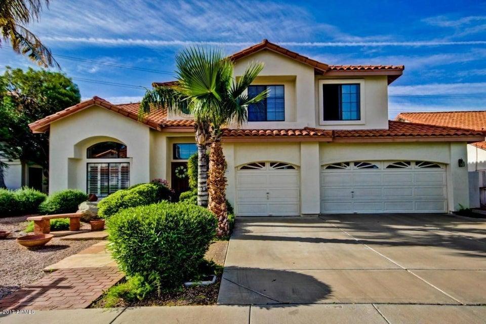 5371 W WETHERSFIELD Drive, Glendale, AZ 85304