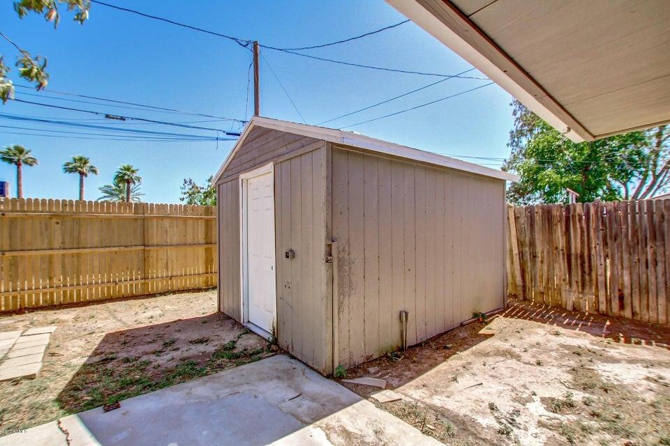 2041 W Georgia Avenue Phoenix, AZ 85015 - MLS #: 5620637