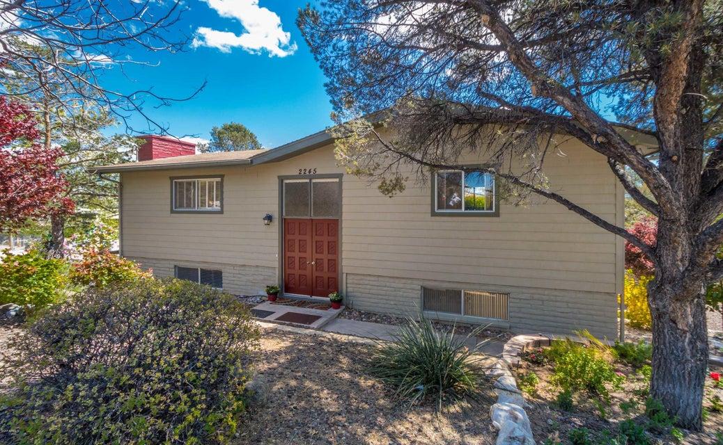 2245 SANDIA Drive, Prescott, AZ 86301