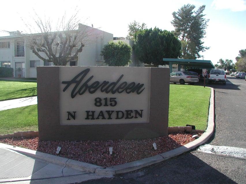 815 N HAYDEN Road A16, Scottsdale, AZ 85257